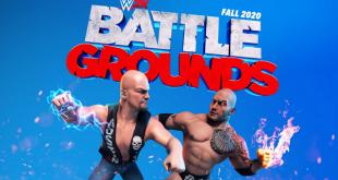 WWE 2K Battlegrounds PC Game Download Free