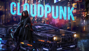 Cloudpunk PC Game Download