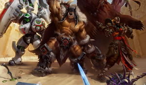 Heroes of the Storm Game