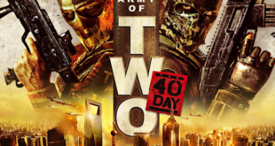 Army of Two The 40th Day PC Game Download