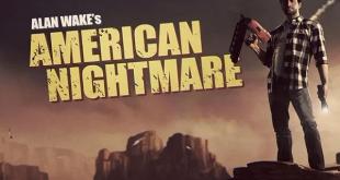 Alan Wakes American Nightmare PC Game