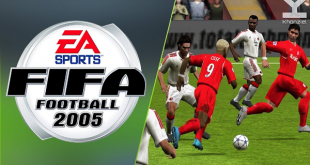 FIFA Football 2005 PC Game Download Full Version