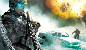 Tom Clancys Ghost Recon Advanced Warfighter PC Game Free